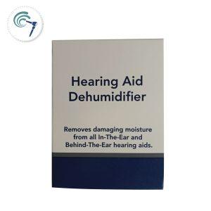 Deshumidificador de Cristales para Auxiliares auditivos