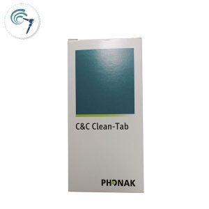 Tabletas de limpieza phonak