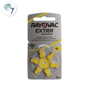 Pilas para audífonos Rayovac